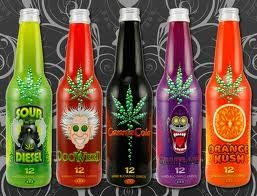 Pot drinks showed up the backpacks of 5th graders at a Seattle school