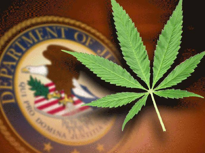 DOJMarijuana