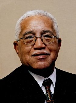 Judge Arthur Burnett, Executive Director of the National African-American Drug Policy Coalition, Inc., former senior judge for the Superior Court of the District of Columbia