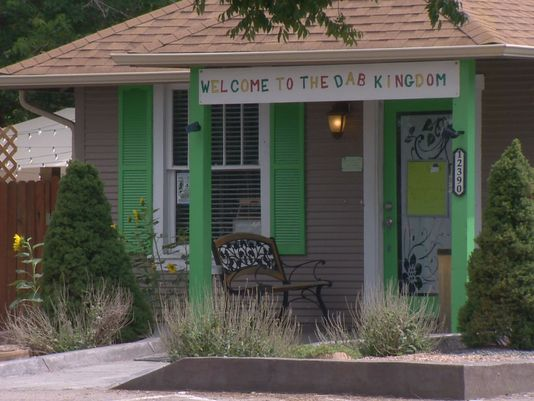 "Three Kings Dab Supply in Wheat Ridge, CO, is where people bring their own ""dabs.""  Photo: News Channel 9"