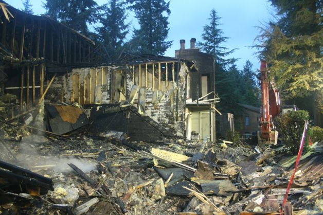 The hash oil explosion in Bellevue, WA in November 2013, destroyed 10 apartment units. Residents jumped from the 2nd and 3rd floors; seven were injured and one died.