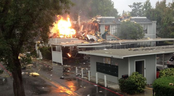 Hash Oil Explosions Continue in California