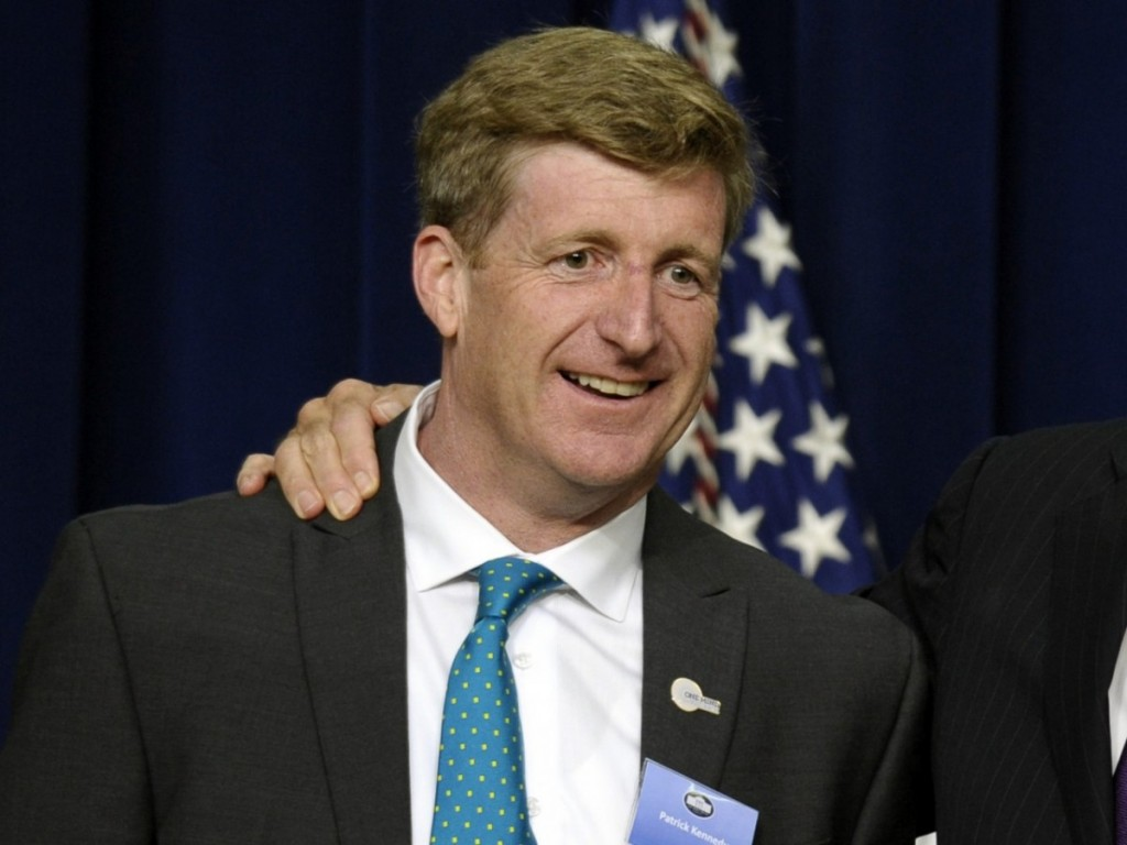 Patrick Kennedy, co-founder of Progect SAM, is a tireless advocate for improving mental health care in the United States