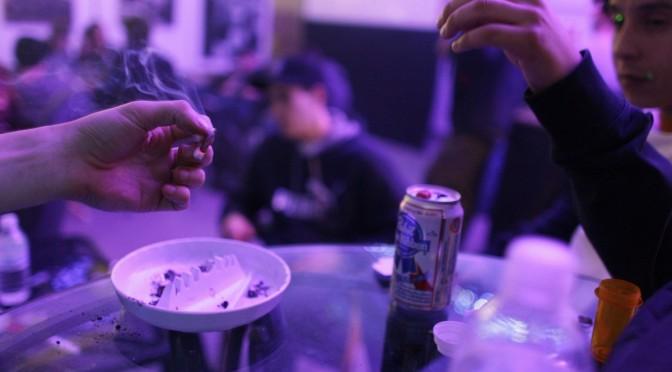 NIDA Report Shows Use of Marijuana High, Feeding Future Drug Addiction