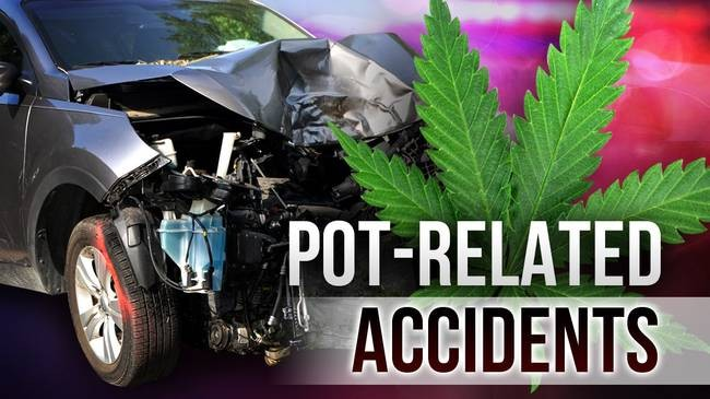 Marijuana Car Accidents California