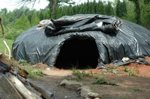 sweat lodge, therapy, PTSD, trauma, alternative medicine, CAM, Drug-Free PTSD Therapy