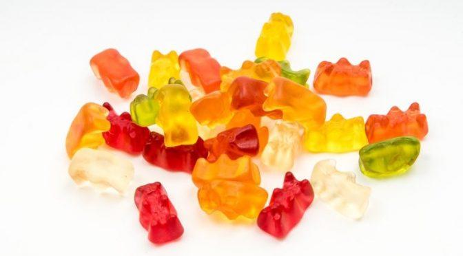 Marijuana gummy bears make children sick throughout country