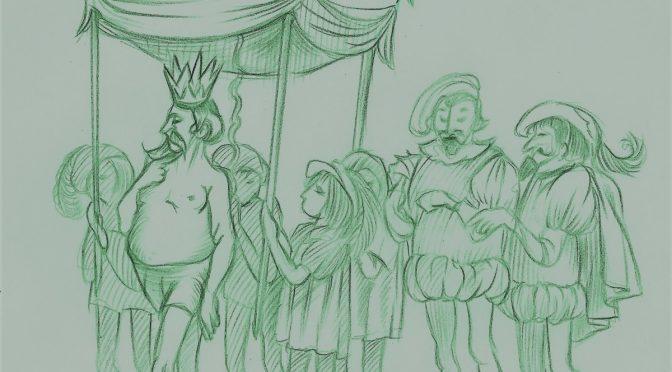 The Marijuana Emperor Wears No Clothes